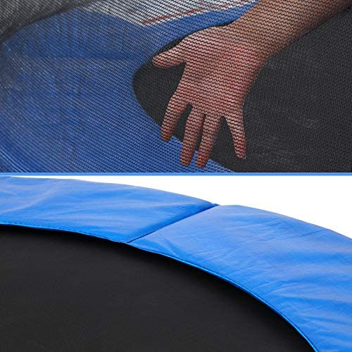 camas elásticas con techo