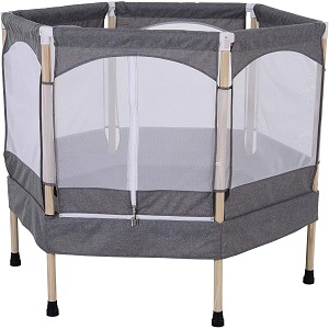 comprar cama elástica para niño amazon