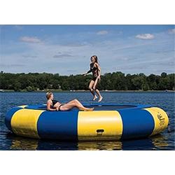 trampolín de agua inflable 4 m