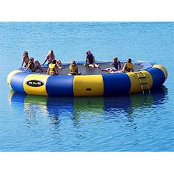 trampolín de agua inflable 5 m